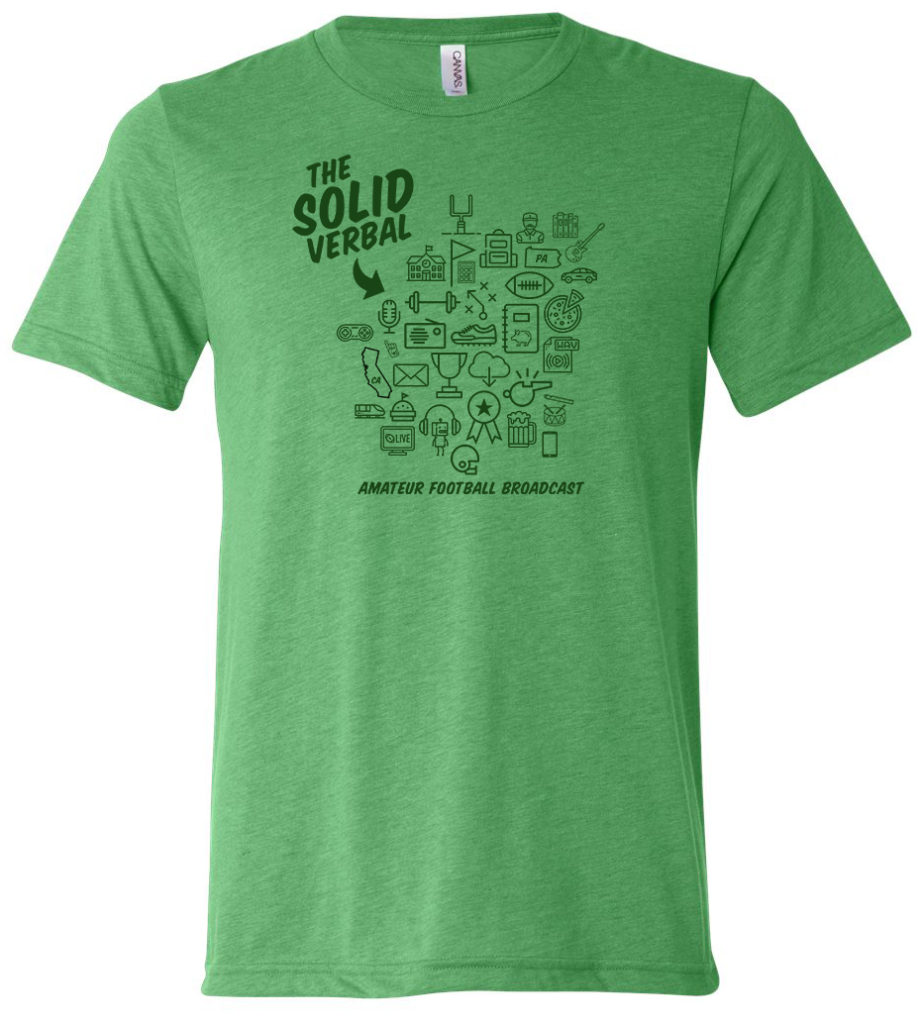 The Solid Verbal Fall 2017 Shirt