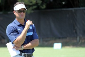 """Can Larry Fedora take North Carolina from """"Others Receiving Votes"""" to a BCS contender? (PHOTO: Flickr/ Brian Allen)"""