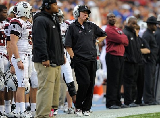 SpurrierUFvsSouthCarolina2008
