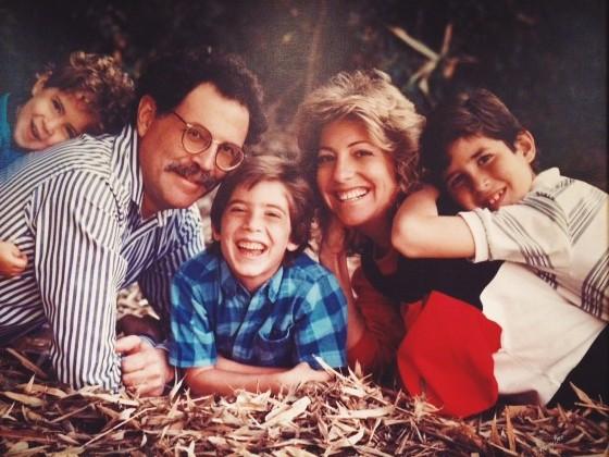 Rubenstein Family Portrait