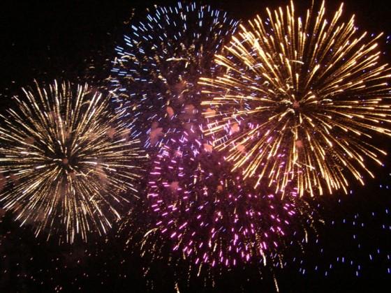 Facebook Fireworks (7/4)