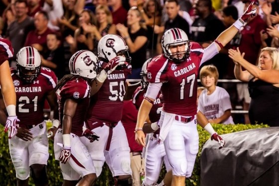 NCAA Football: Alabama-Birmingham at South Carolina