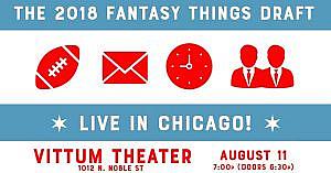 Fantasy Things 2018 Logo Image