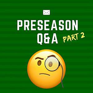 Preaseason Q&A: Part 2 Logo Image