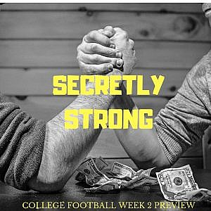 College Football Week 2 Preview Image