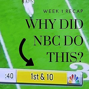 College Football Week 1 Recap Episode Image