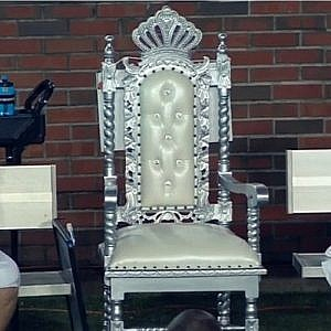 Image of Boise State Turnover Throne