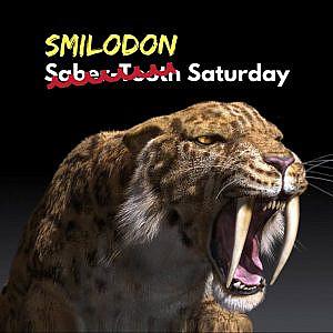 Smilodon Saturday