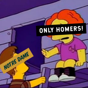 Only Homers Allowed: Notre Dame with Mike Golic Jr.