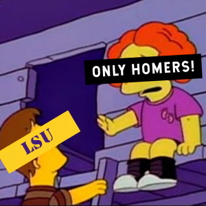 Only Homers Allowed: LSU with Ross Dellenger