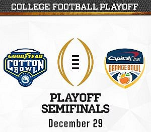 College Football Playoff Preview Pod