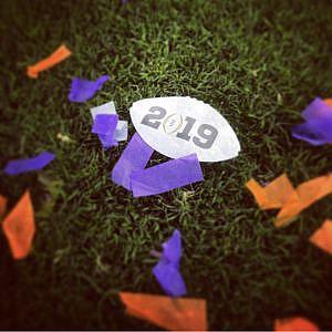 Clemson wins the national championship. Photo courtesy Bryan Fischer (instagram.com/bryandfischer)