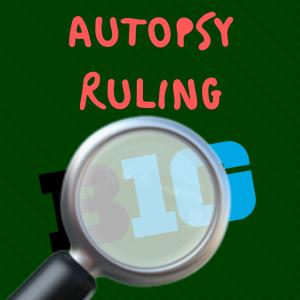 Big Ten Autopsy Ruling