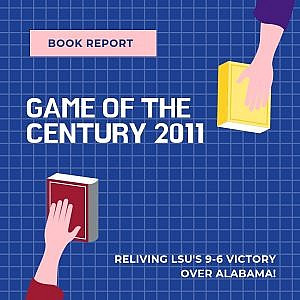 Book Report: Game of the Century 2011