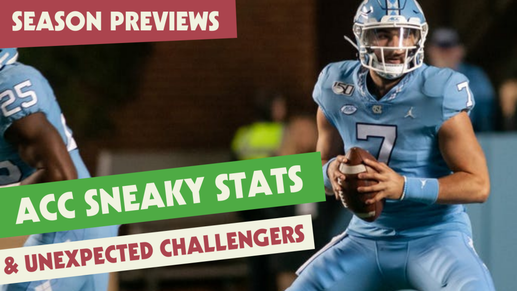 ACC Sneaky Stats and Unexpected Challengers